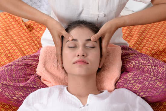 Spa massage for healing and relaxation